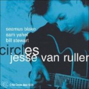 Circles - CD Audio di Jesse Van Ruller