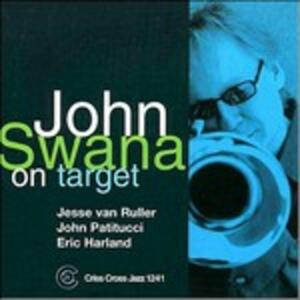 On Target - CD Audio di John Swana