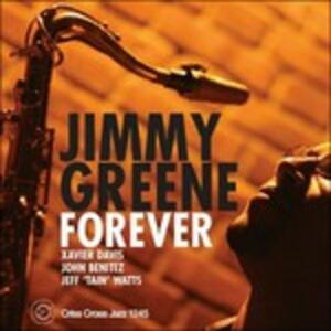 Forever - CD Audio di Jimmy Greene