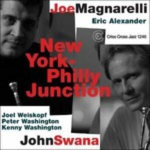 New York-Philly Junction - CD Audio di Joe Magnarelli