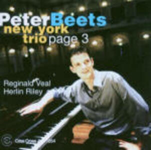 New York Trio Page 3 - CD Audio di Peter Beets