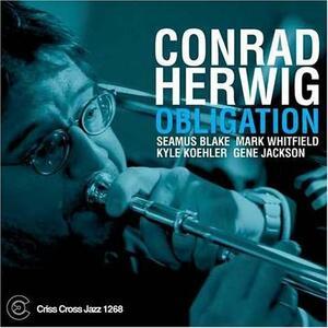 Obligation - CD Audio di Conrad Herwig