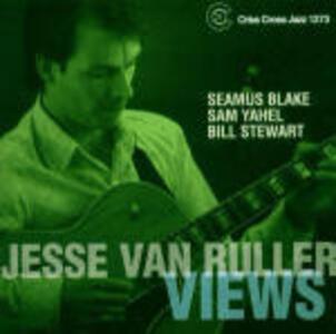 Views - CD Audio di Jesse Van Ruller
