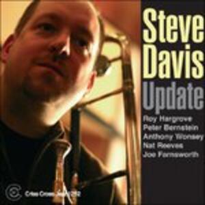 Update - CD Audio di Steve Davis