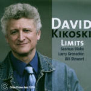 Limits - CD Audio di David Kikoski
