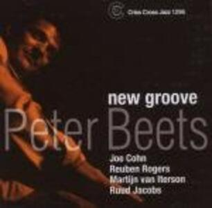 New Groove - CD Audio di Peter Beets