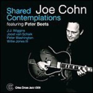 Shared Contemplations - CD Audio di Joe Cohn