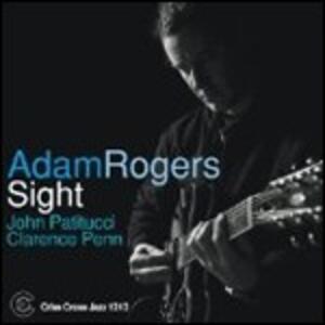 Sight - CD Audio di Adam Rogers