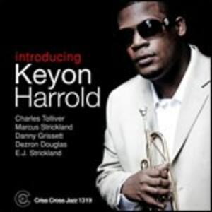 Introducing - CD Audio di Keyon Harrold