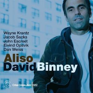 Aliso - CD Audio di David Binney