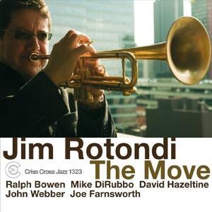 The Move - CD Audio di Jim Rotondi