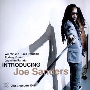Introducing - CD Audio di Joe Sanders