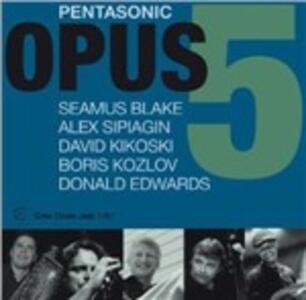 Pentasonic - CD Audio di Opus 5