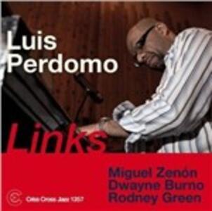 Links - CD Audio di Luis Perdomo