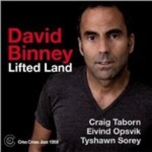 Lifted Land - CD Audio di David Binney