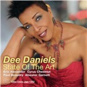 State of the Heart - CD Audio di Dee Daniels