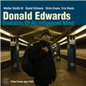 Evolution of Influenced Mind - CD Audio di Donald Edwards