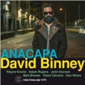 Anacapa - CD Audio di David Binney