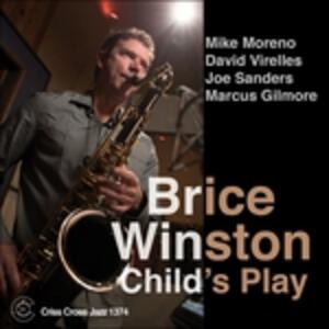 Child's Play - CD Audio di Brice Winston