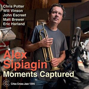 Moments Captured - CD Audio di Alex Sipiagin