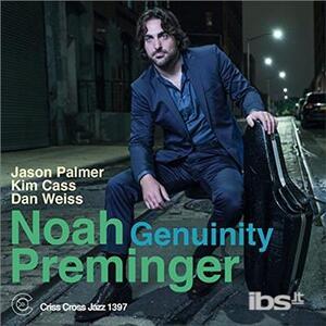 Genuinity - CD Audio di Noah Preminger