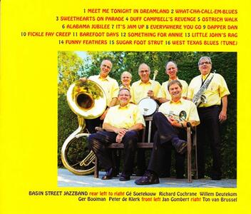 Funny Feathers - CD Audio di Basin Street Jazzband - 2