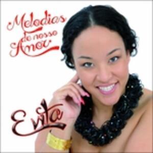 Melodias De Nosso Amor - CD Audio Singolo di Evita
