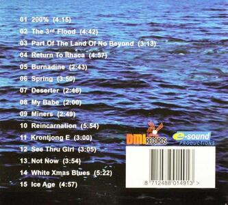 3rd Flood - CD Audio di Brainbox - 2