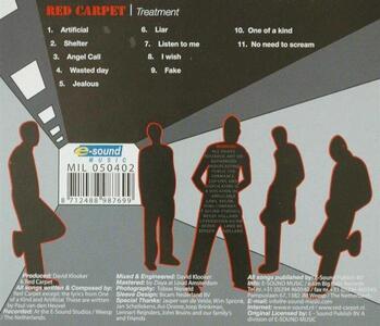 Treatment - CD Audio di Red Carpet - 2