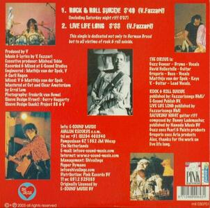 Rock 'n' Roll Suicide - CD Audio Singolo di Circus - 2