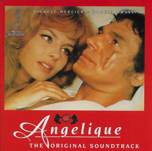 Angelique - CD Audio