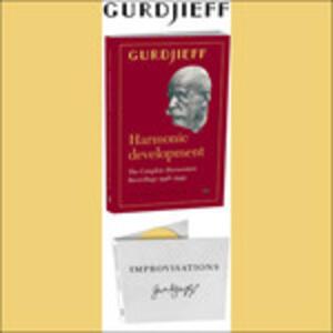 Harmonic Development - CD Audio di Georges Ivanovich Gurdjieff