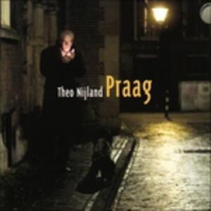 Praag - CD Audio di Theo Nijland