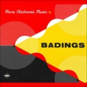 More Electronic Music - CD Audio di Henk Badings
