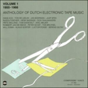 Anthology of Dutch - CD Audio
