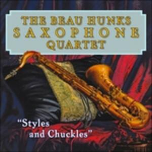 Styles and Chuckles - CD Audio di Beau Hunks