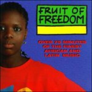 Fruit of Freedom - CD Audio