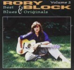 Best Blues and Originals 2 - CD Audio di Rory Block