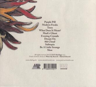 8th Cloud - CD Audio di Bed Rugs - 2
