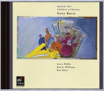 Episode One - CD Audio di Gary Bartz