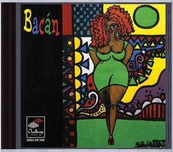 Bacan - CD Audio di Bacan