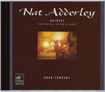 Good Company - CD Audio di Nat Adderley