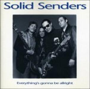 Everything's Gonna Be Alr - CD Audio di Solid Senders