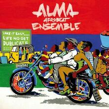 Life No Get Dublicate - Vinile LP di Alma Afrobeat Ensemble