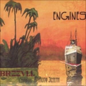 Engines - CD Audio di BRZZVLL