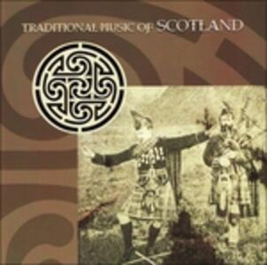 Traditional Music of Scotland - CD Audio