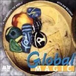 Global Magic - CD Audio