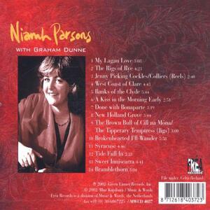 Heart's Desire - CD Audio di Niamh Parsons - 2