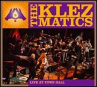 Live at Town Hall - CD Audio di Klezmatics