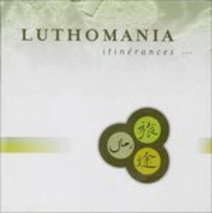 Itinerances - CD Audio di Luthomania